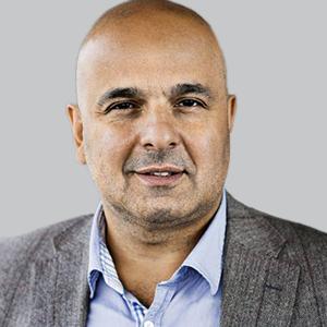 Dr Messoud Ashina