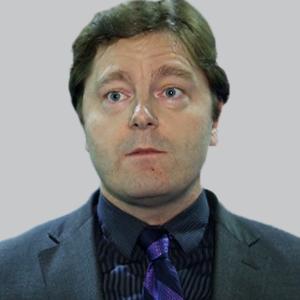 Dr Cedric O'Gorman