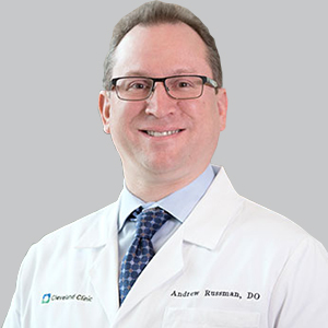 Dr Andrew Russman