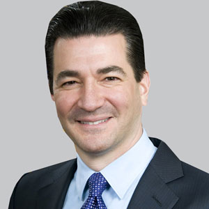 Dr Scott Gottlieb, MD