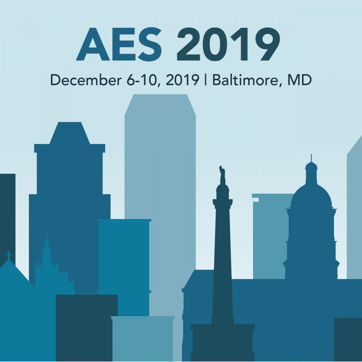 2019 AES Annual Meeting