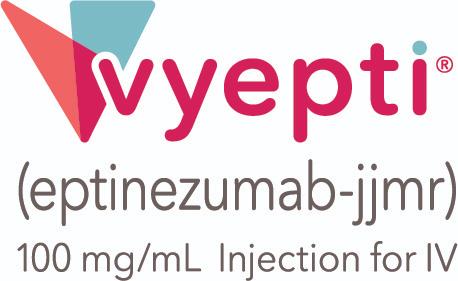 vyepti(eptinezumab-jjmr)